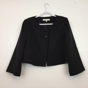 Nipon Boutique Women's Cropped Blazer Size 14 Top